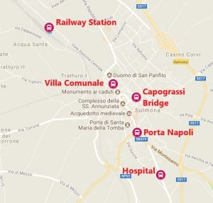 Public Transport in the Sulmona Valley – A User Guide